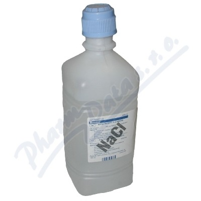 0.9% Sodium Chloride Pour Bottles 1000ml 6ks